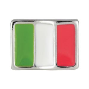 Picture of Italian Flag Charm